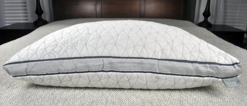 Coop home goods eden pillow review sleepopolis for Best overall pillow