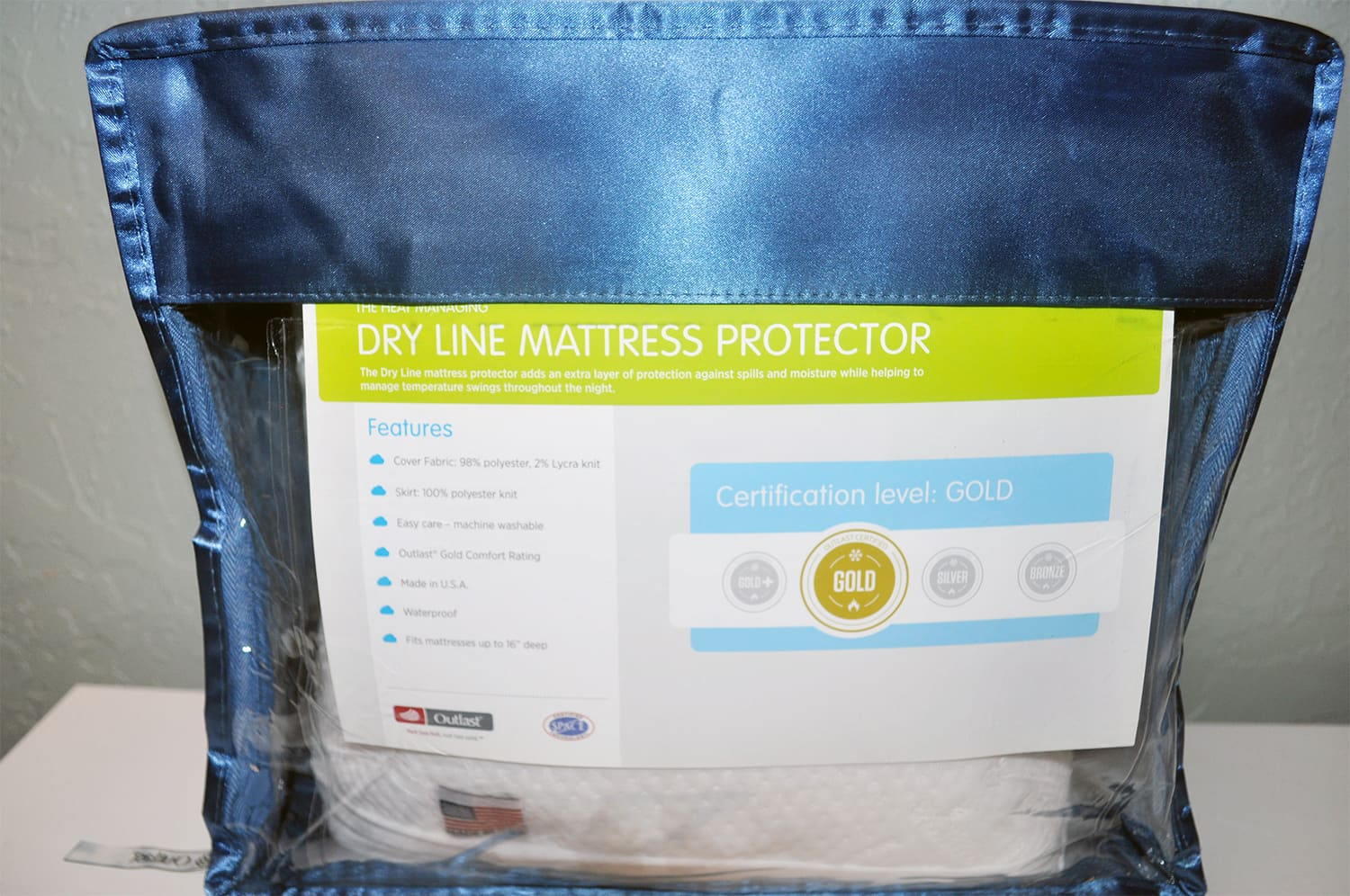 Slumber Cloud Dryline Mattress Protector Review Sleepopolis