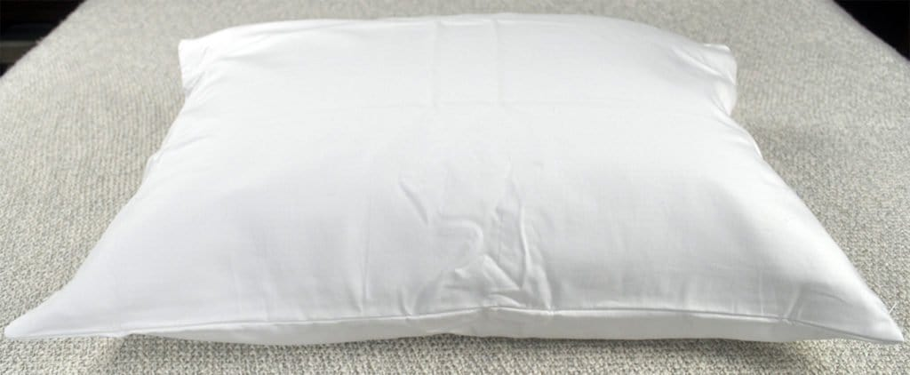 slumber cloud nacreous pillow overall