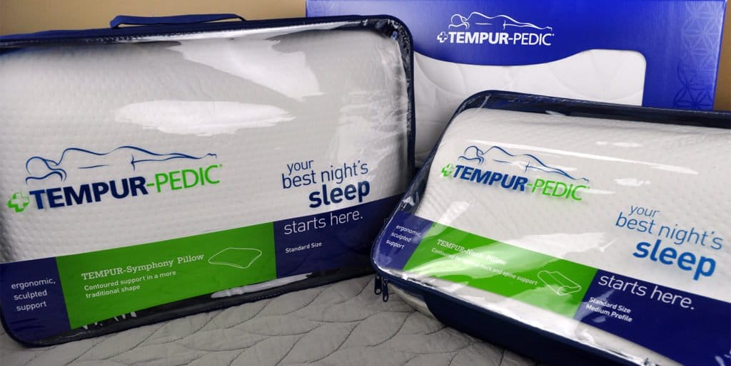 tempurpedic pillow reviews