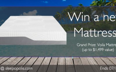 Voila Mattress Giveaway