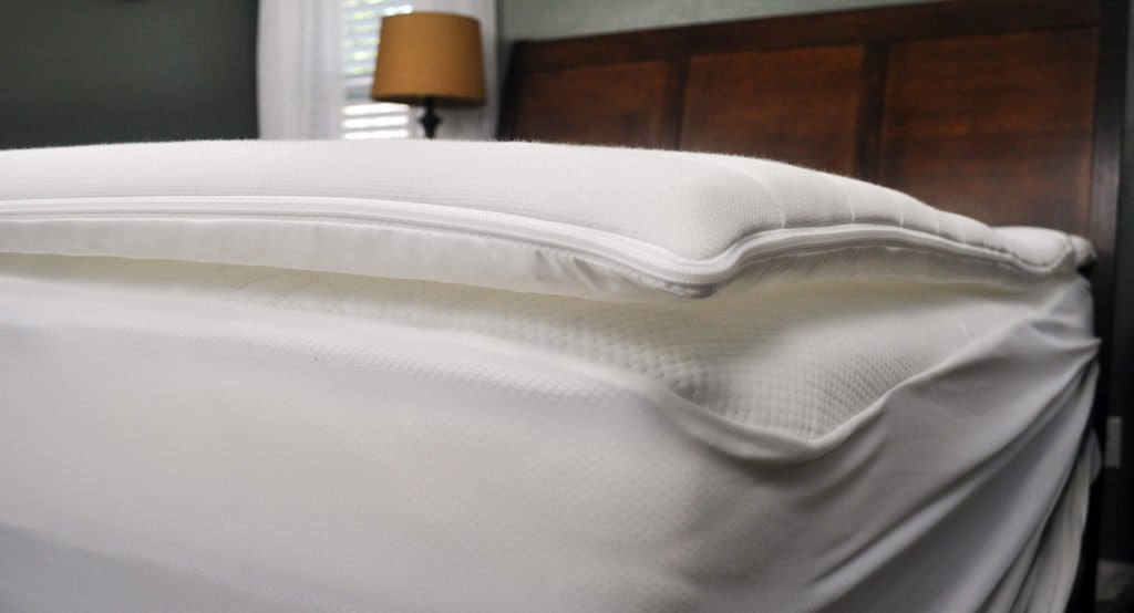airweave mattress topper review