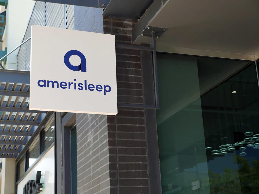 Amerisleep opened their first showroom in Gilbert, Arizona on June 17, 2017