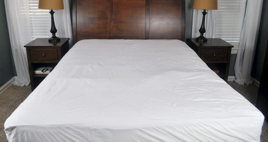 bedical care mattress protector overall
