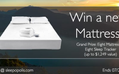 Eight Sleep Mattress Giveaway