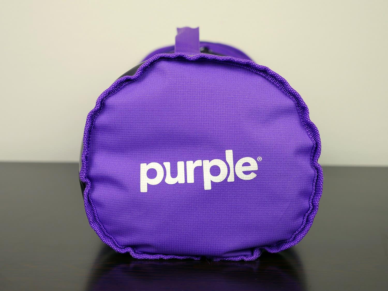 purple pillow review  sleepopolis -