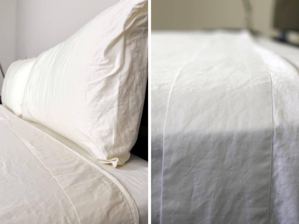 Egyptian Cotton Nile Threads Vs Sa Sol Organics Sheets