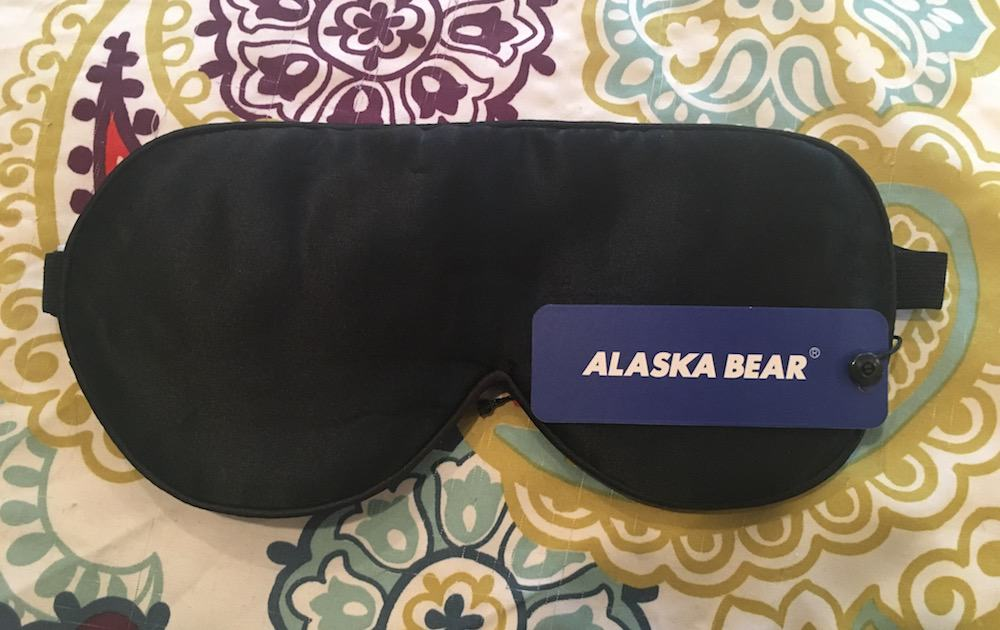 Alaska Bear Sleep Mask Review