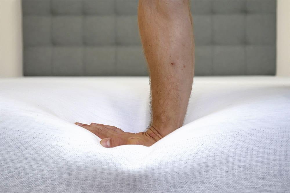 Casper Wave Mattress Hand