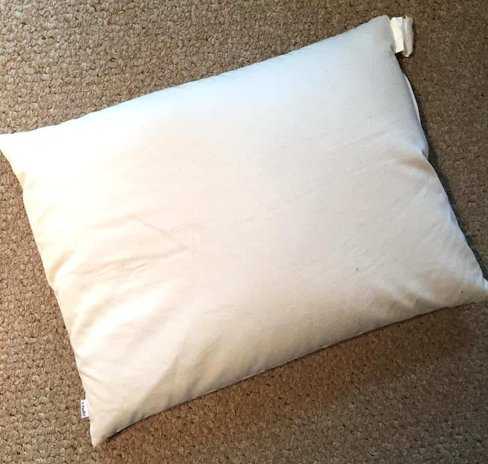 hullo buckwheat pillow review sleepopolis