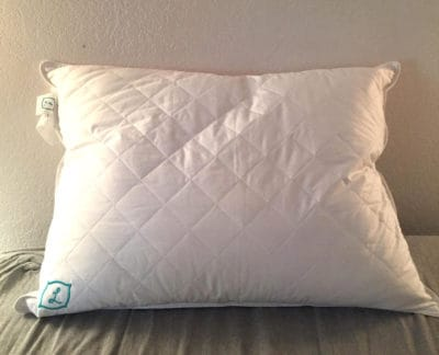 L Pillow Review
