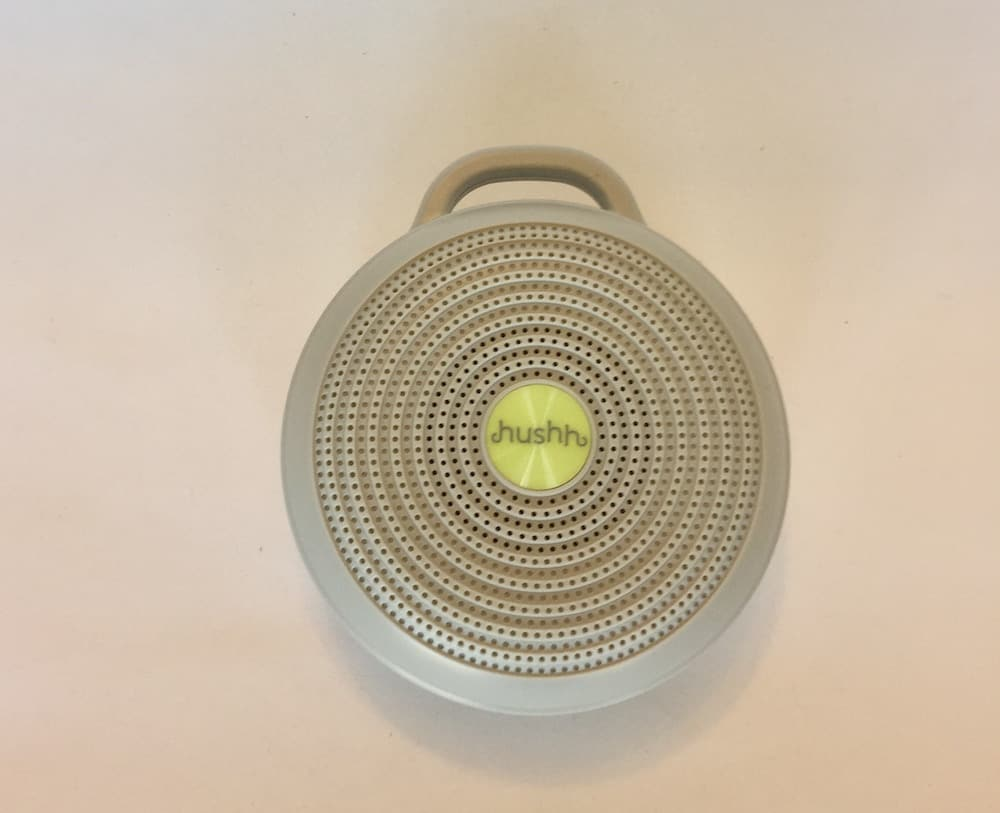Marpac Hushh Portable Sound Machine Review