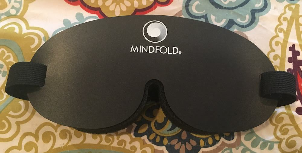 Mindfold Sleep Mask Review