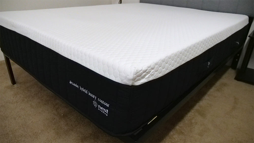 Nest - Alexander Hybrid Contour Mattress Cover
