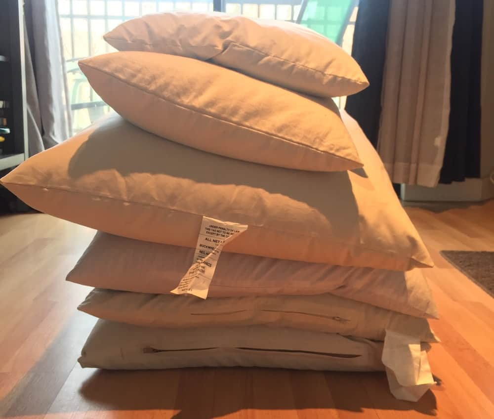 How To Clean A Buckwheat Pillow