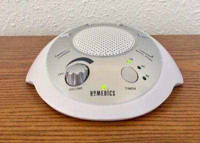 Homedics SoundSpa Review