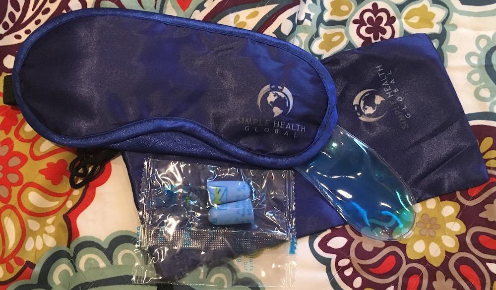 Simple Health Sleeping Eye Mask Accessories