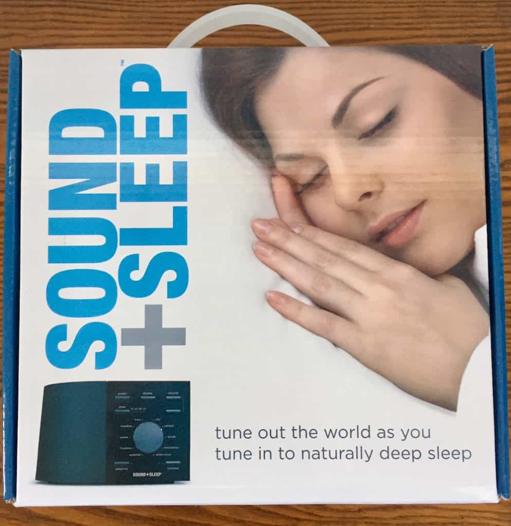 Sound+Sleep Packaging
