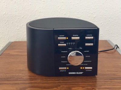 Sound+Sleep Sound Machine Review