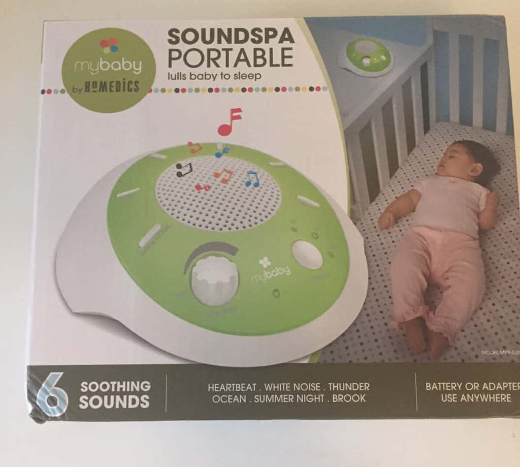 myBabySoundspaPortablePackaging-1024x919 myBaby SoundSpa Portable Machine Review