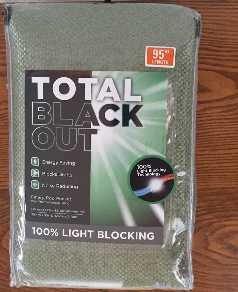 Emery Total Blackout Curtain Package