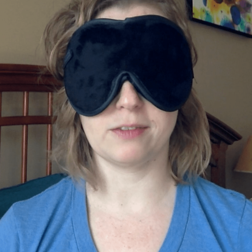Dream Essentials Escape Luxury Travel Sleep Mask Review