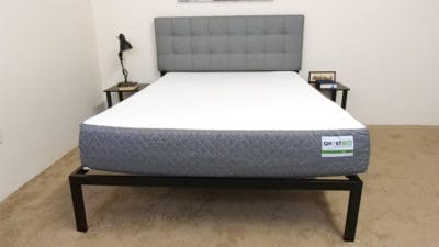 GhostBed Mattress Front