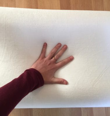 Innocor Comfort Memory Foam Pillow Feel