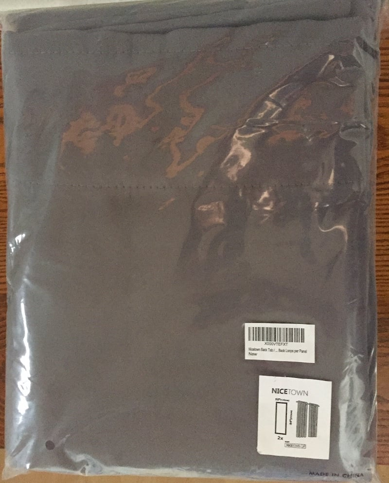 NicetownBlackoutCurtainsPackage Nicetown Blackout Curtains Review