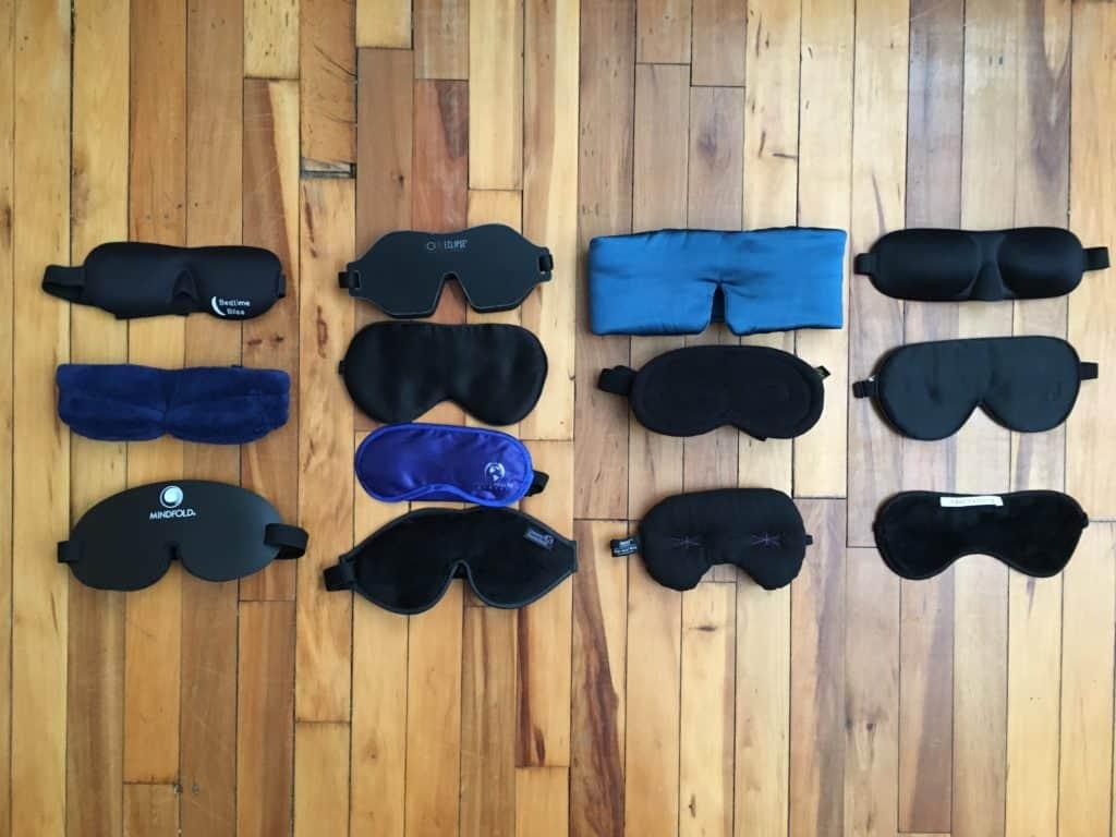 all 13 sleep masks reviewed for Sleepopolis