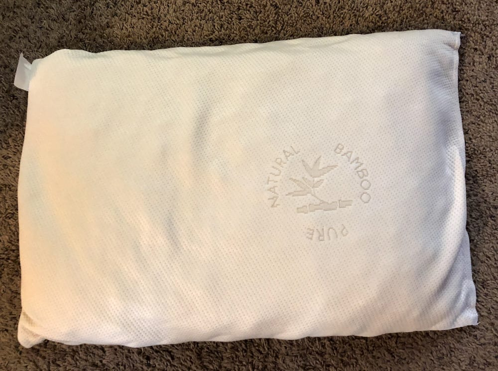 Good Life Shredded Memory Foam Pillow Review