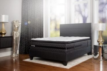 Canadian Mattress Makers Novosbed Launch Logan & Cove