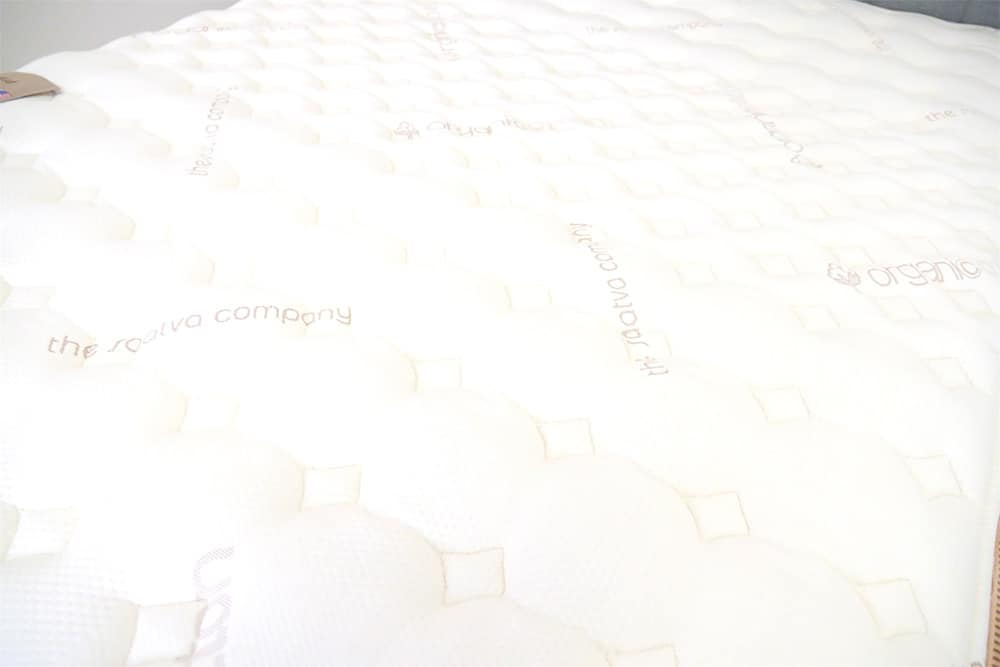 Loom and Leaf Mattress Cover