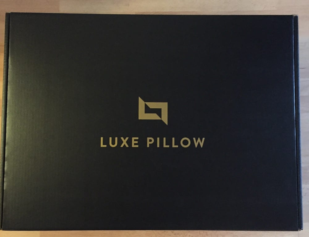 Luxe Down Alternative Box