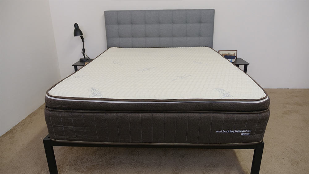 Nest Bedding Latex Hybrid Mattress | Sleepopolis