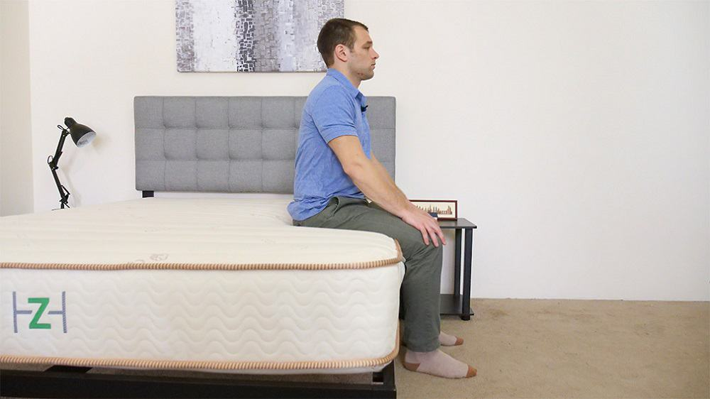 Zenhaven Firm Edge Support Seated