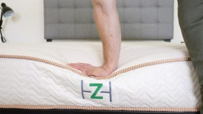 Zenhaven-Plush-Hand-Press-400x225 Best Mattress Canada
