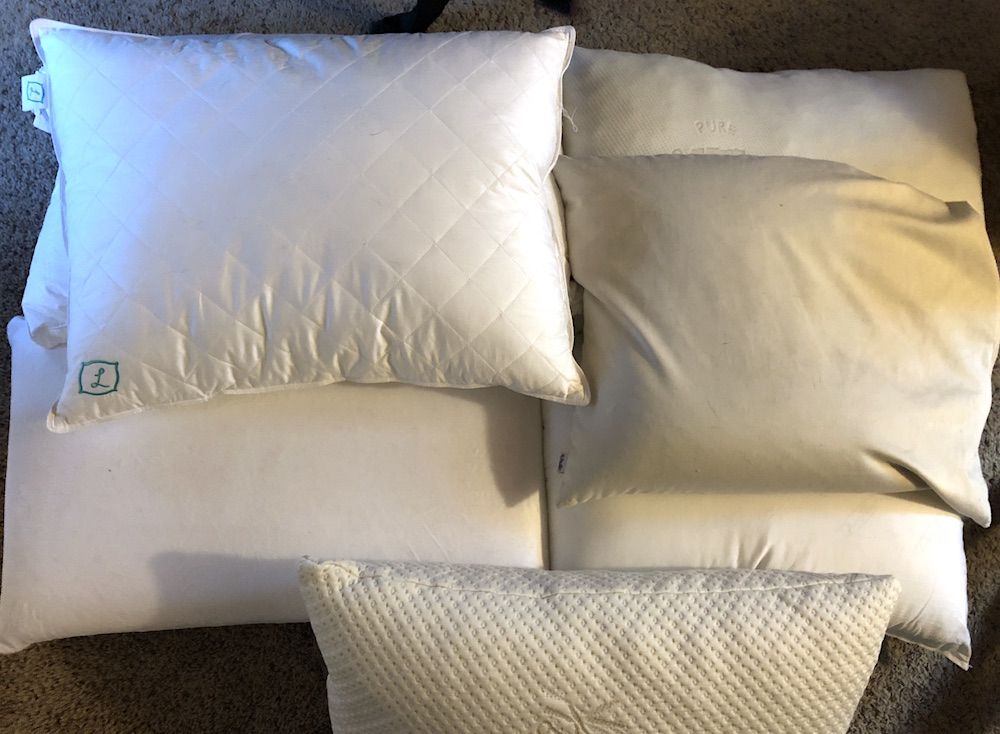 6 Best Pillows for Side Sleepers