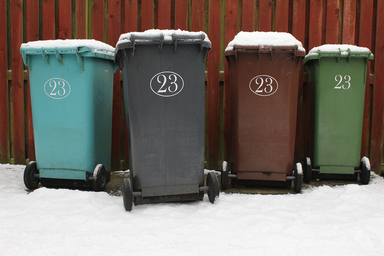 GarbageCans