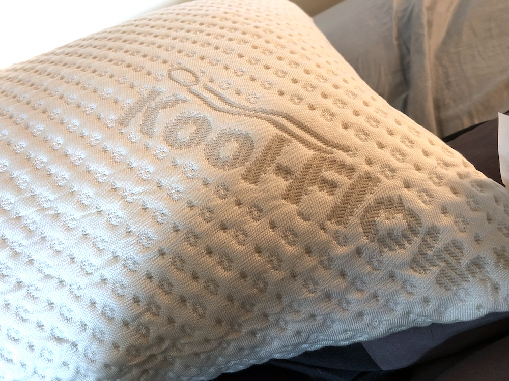 Xtreme Comforts Bamboo Shredded Memory Foam Pillow Cover