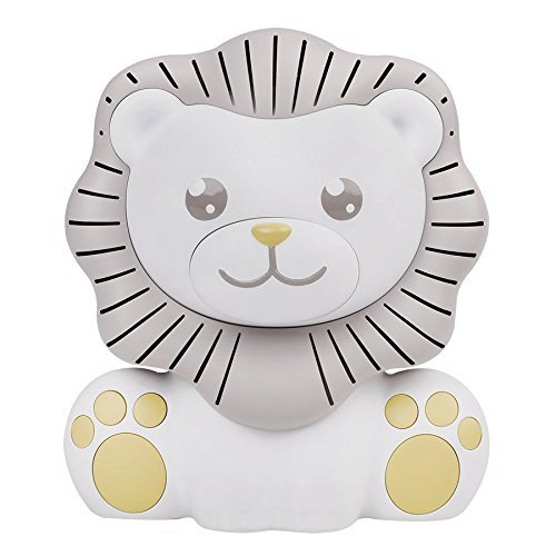 Project Nursery Lion Sound Machine with Nightlight Front
