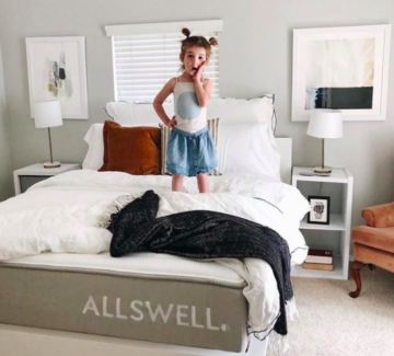 Walmart's New Allswell Brand Renames King to Supreme Queen