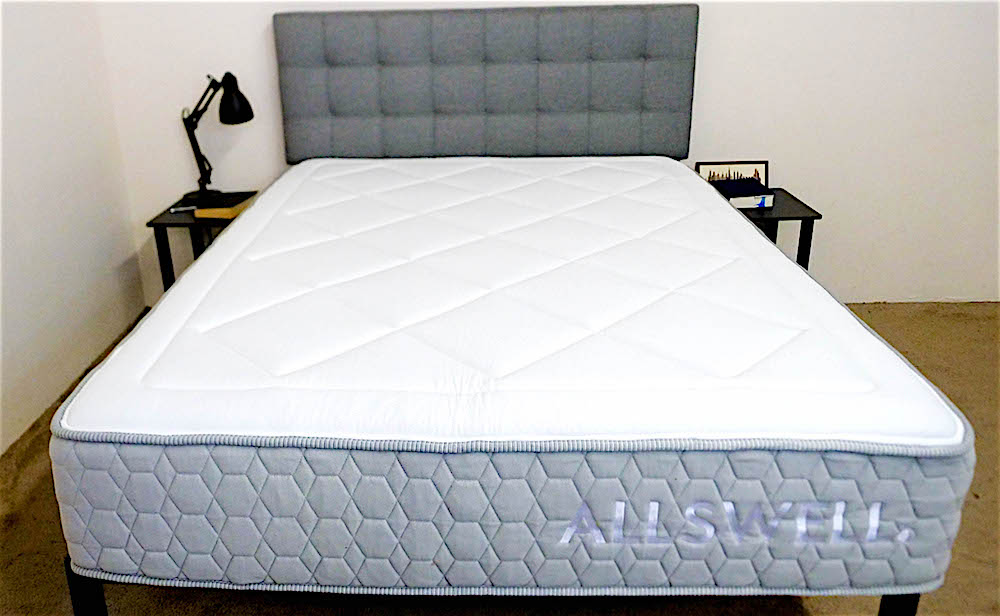 Walmart Allswell Firm Mattress
