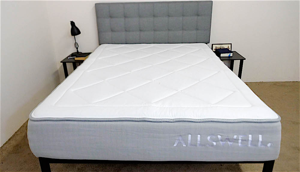 Walmart Allswell Soft Mattress