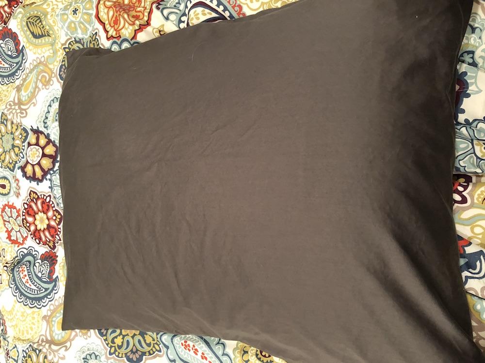 cloudten-amora-sateen-pillowcase-front Cloudten Sheet Review—Amora Sateen and Luna Percale