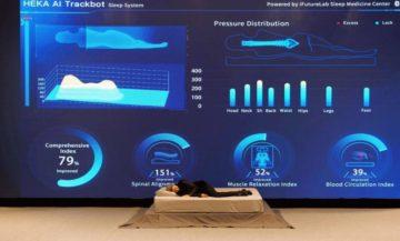 HEKA Launches World's First AI Mattress