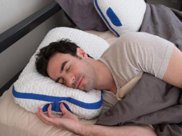 SleepSmart Launches Adjustable Pillow for Side Sleepers