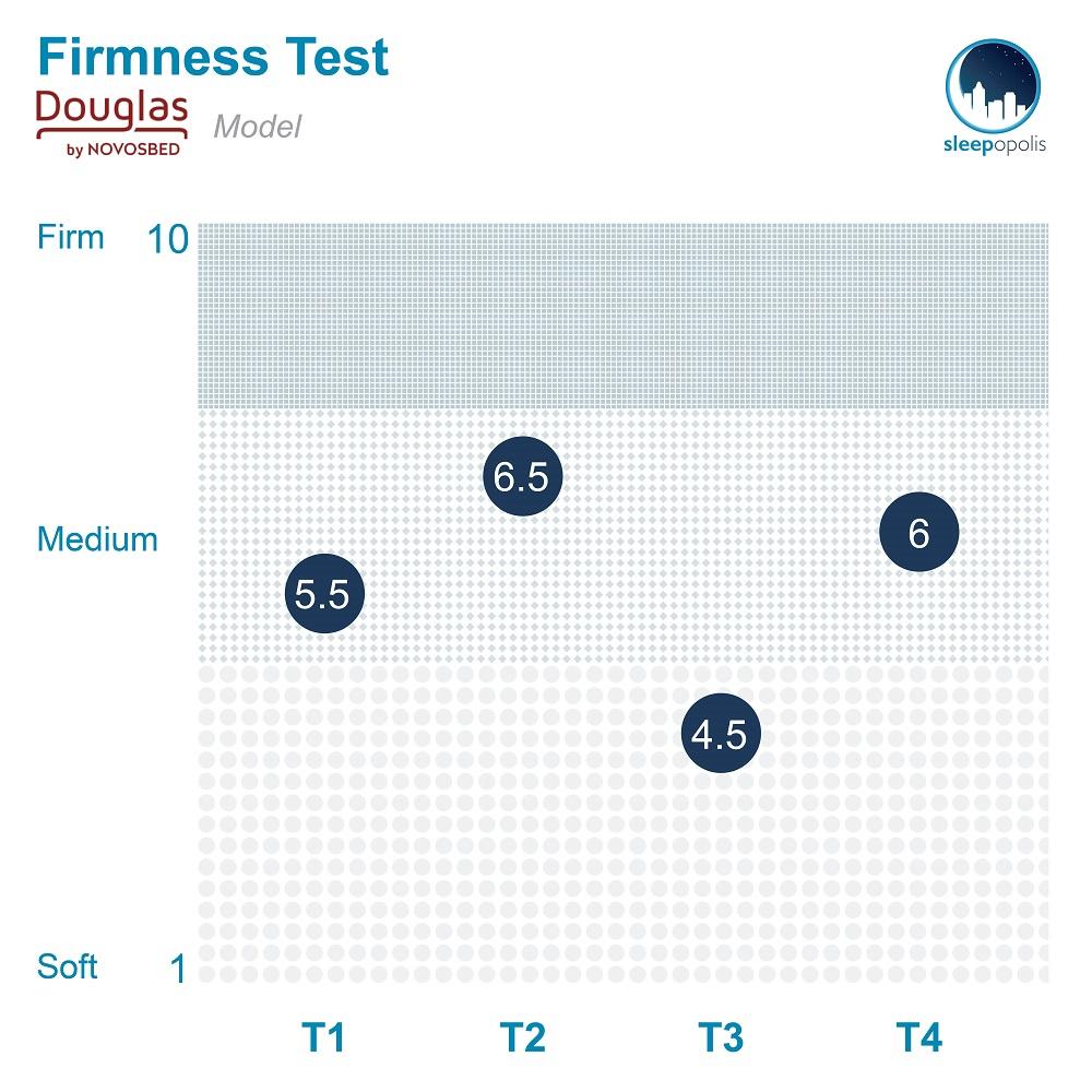 DOUGLAS-Firmness Douglas Mattress Review
