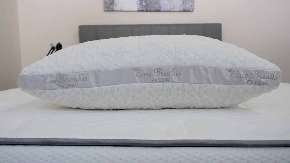Easy-Breather-Side Nest Easy Breather Pillow Review