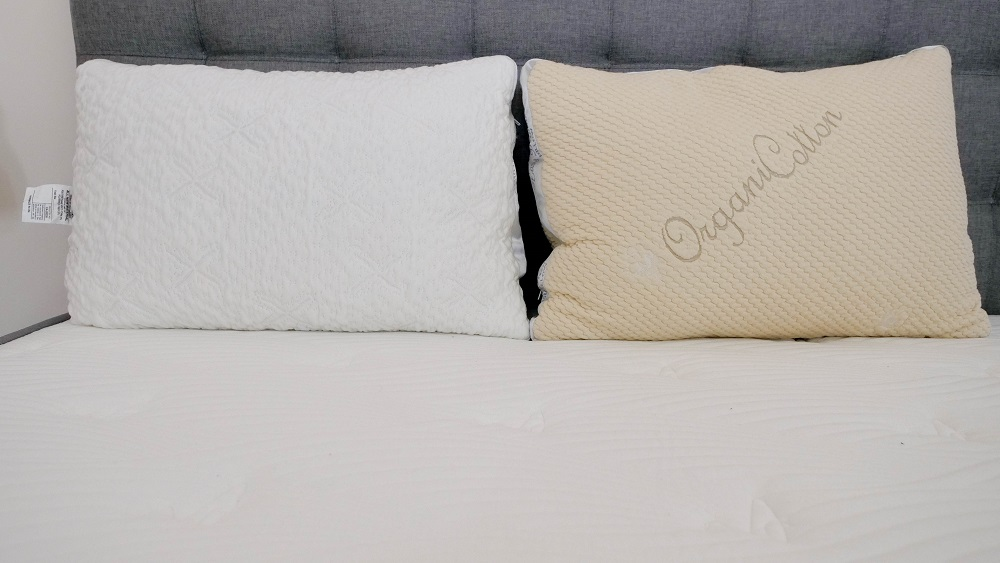 Easy-Breathers-Side-by-Side Nest Easy Breather Pillow Review
